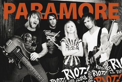 все альбомы Paramore торрент скачать - фото 8